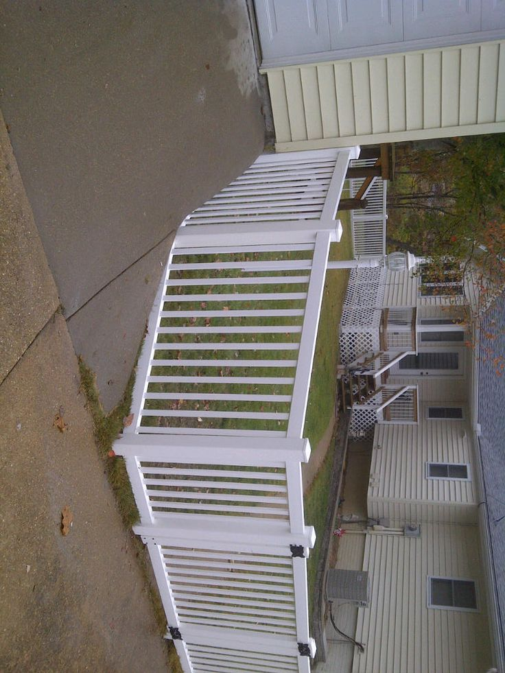 The 25 Best Composite Fencing Ideas On Pinterest Fence