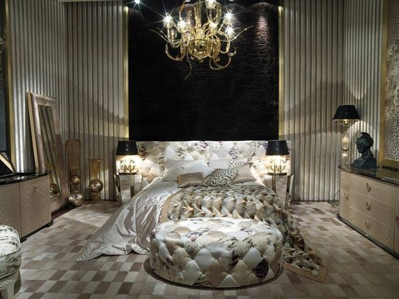 Be excited for when #fashion and #interiordesign combine their vision Roberto Cavalli