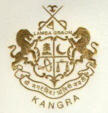 Coat of Arms Royal Family of Kangra - Katoch