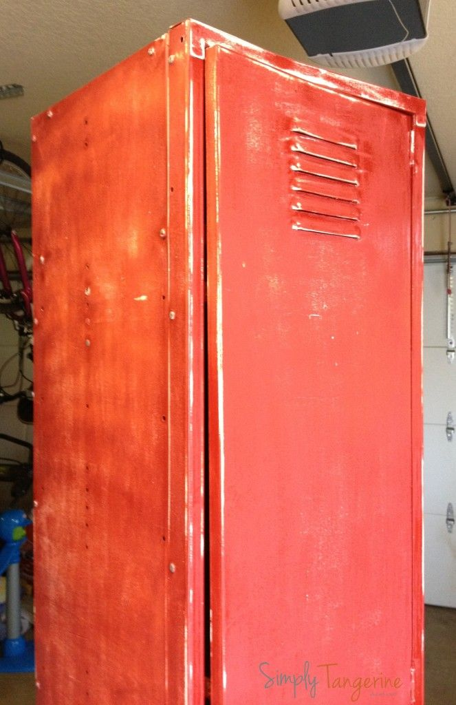 125 best lockers images on pinterest metal furniture for Industrial paint for metal