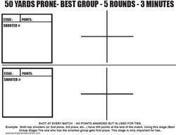 Free Paper Shooting Targets