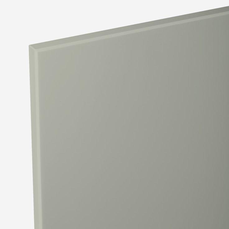 Kökslucka - Solid lindblomsgrön