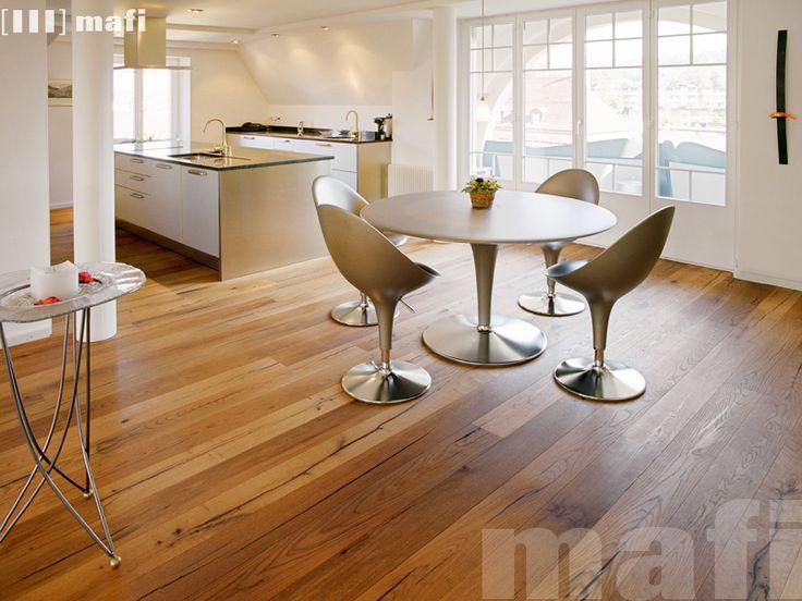 Tiger Oak | Black Fill Brushed Natural Oil | timber flooring | mafi
