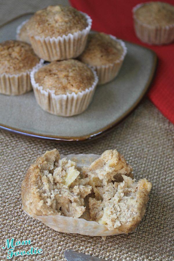 Apple Oatmeal Muffins: Gluten Free Muffin Recipe