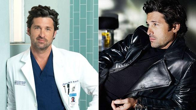 ANATOMÍA DE GREY   Personajes - Patrick Dempsey, Justin Chambers... ¿quién es tu médico favorito de Anatomía de Grey?