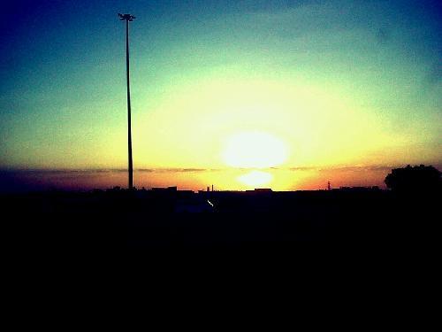 Johannesburg - Sunrise - Photo Shared By @DonoWhite