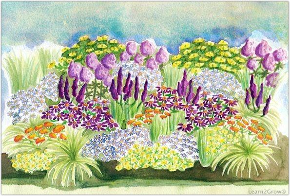 179 best gardening for butterflies other pollinators - Butterfly and hummingbird garden designs ...