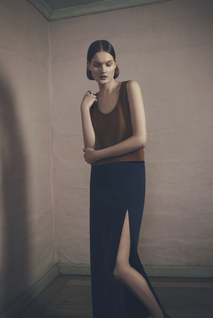 Rei Top and Sumi Skirt | Samuji Pre-Fall 2015 Collection