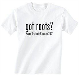 I love this t-shirt idea!! My favorite by far!!