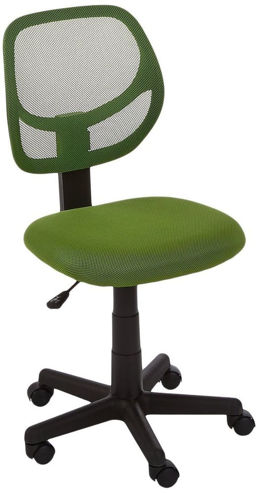 Green Computer Office Chair Low Back Mesh Back New Free Shipping