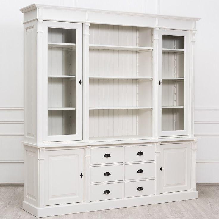 GRAND COLLECTION шкаф-витрина - Книжные шкафы, витрины, библиотеки - Гостиная и кабинет - Мебель по комнатам My Little France