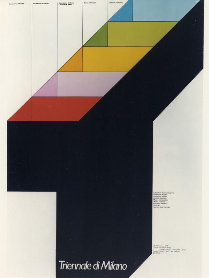 XVI Triennale di Milano, 1976