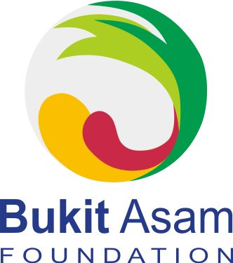 logo bukit asam foundation