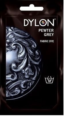DYLON Elde Boyama - Kalay Gri- Pewter Grey Fabric Dye - Elde Boyama www.gagva.com.tr