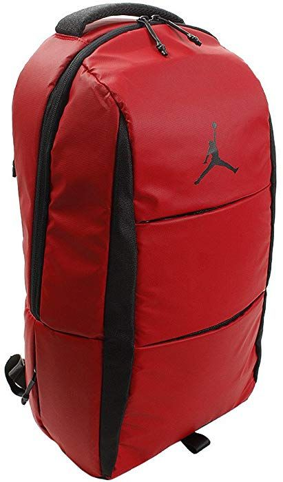 125abd693ccc Amazon.com  Nike Air Jordan Jumpman Alias Backpack (Gym Red)  Sports    Outdoors