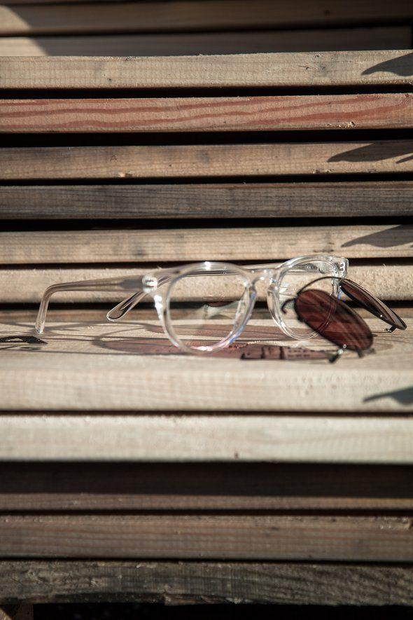 Han Kjøbenhavn - Timeless Clip On, sunglasses, sun, glasses, timeless, classic, han kjobenhavn, trend, men, boy, women, girl, fashion, style, trend, 2017, accessories, face shape, 2016, official,