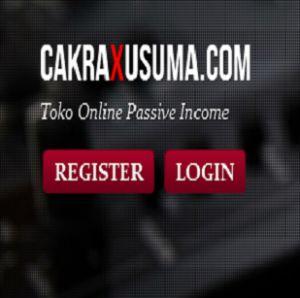 Cakraxusuma - Toko Online Passive Income - Solusi Bebas Hutang