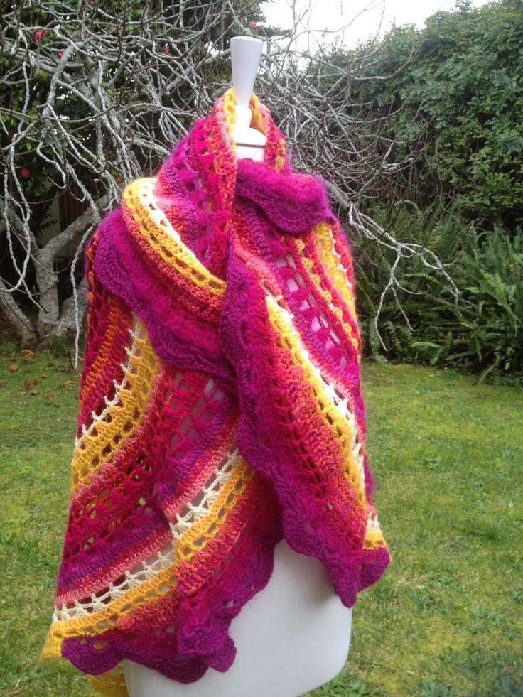 Rahima shawl 2014