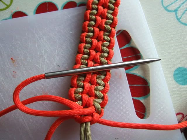 How to make a Parcord belt