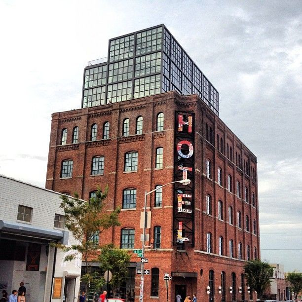 66 best travel williamsburg bklyn images on pinterest for Ace hotel brooklyn