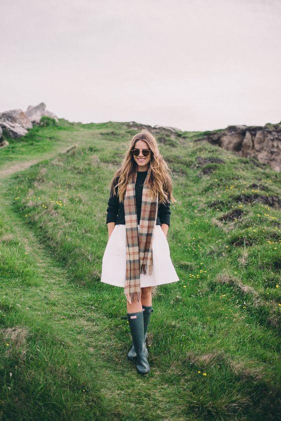 Best 25 Rain Boot Outfits Ideas On Pinterest Rain