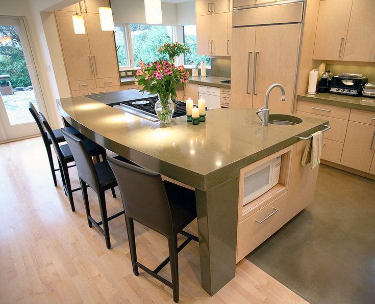 47 best concrete countertops images on pinterest | concrete