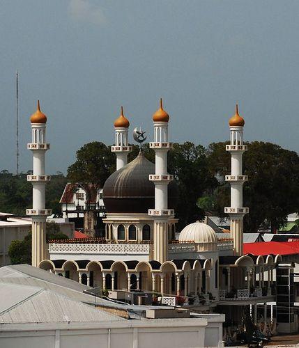 Paramaribo Mosque, Suriname