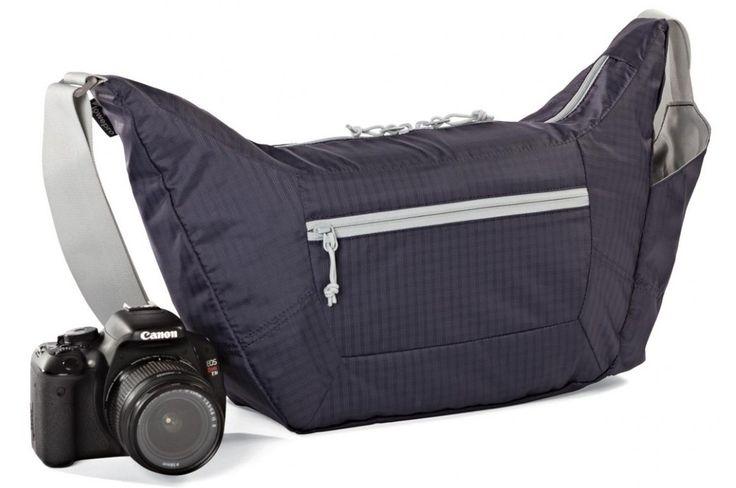 ¡Chollo! Bolso para fotógrafos LOWEPRO Photo Sport Shoulder 12L. Ligero y diseño deportivo por 19 euros.