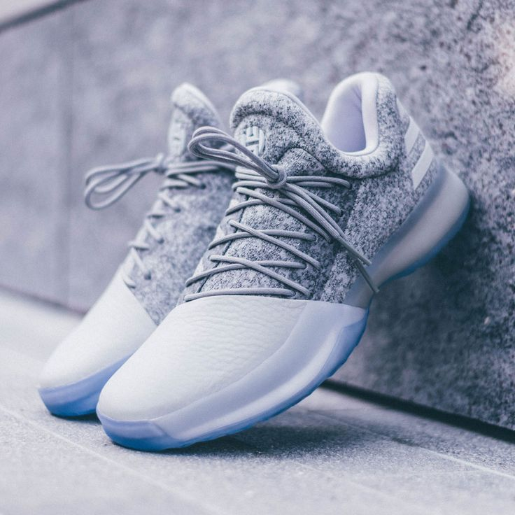 Nothing but gravy. Embracing Harden's positive mentality and smooth style, the adidas Harden Vol. 1 'Grayvy' out today.