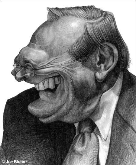 Joe Bluhm Illustration