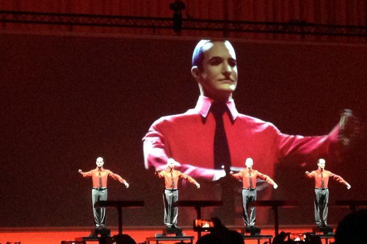 Kraftwerk - Live im Albertinum, Dresden - https://www.musikblog.de/2018/02/kraftwerk-live-im-albertinum-dresden/ #Kraftwerk