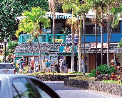 Alii Drive, Kona Hawaii. Love it there.