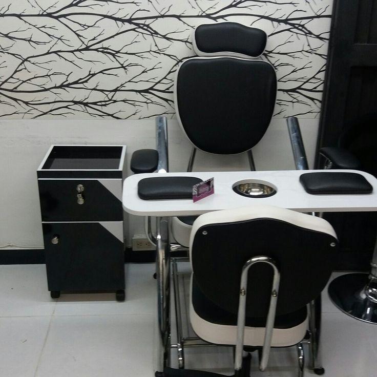 #mesa manicure pedicure wass 3002280401 muebles el mago