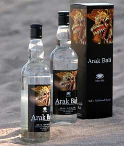 Arak and Brem Bali is the most popular traditional drinks and also often used for religous ceremonies and parties.