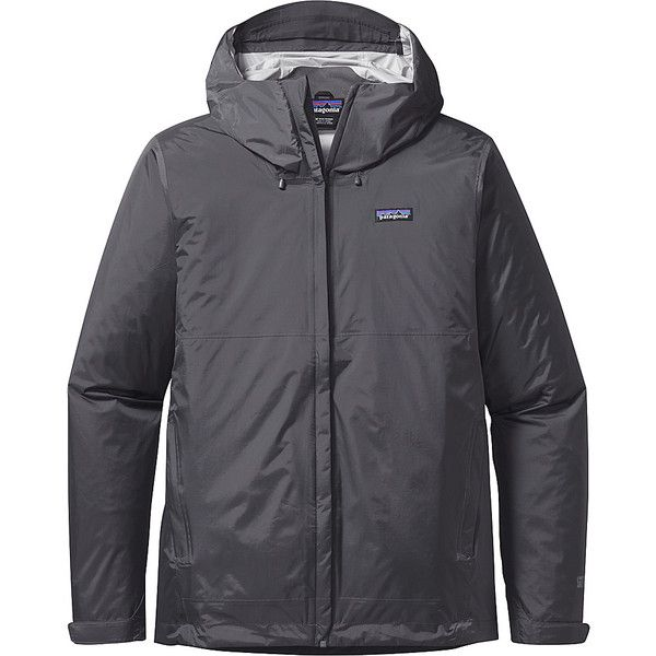 Patagonia Mens Torrentshell Jacket ($109) ❤ liked on Polyvore featuring men's fashion, men's clothing, men's outerwear, men's jackets, brown, mens zip up jackets, mens brown jacket, mens jackets and patagonia mens jacket