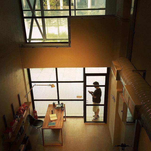 #window #man #building #office #iPhone   by Tryfon Tobias Pliatsikouris