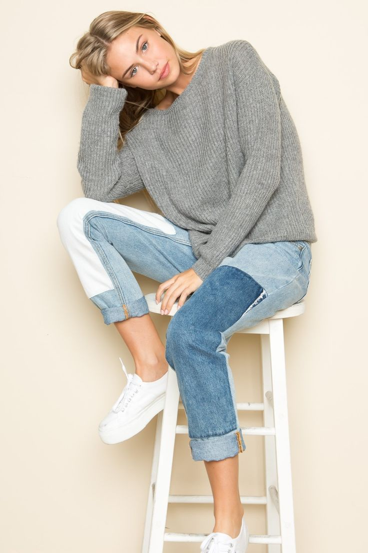 Brandy ♥ Melville | Ollie Sweater - Clothing- one size fits all