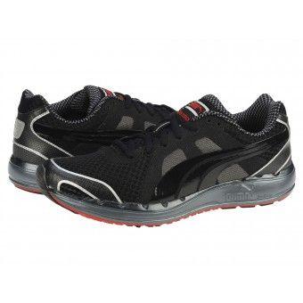 Pantofi sport barbati Puma FAAS 550 black-red-dark shadow