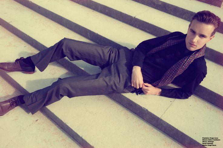#paris #magazine #model  #editorial by Maimouna Barry