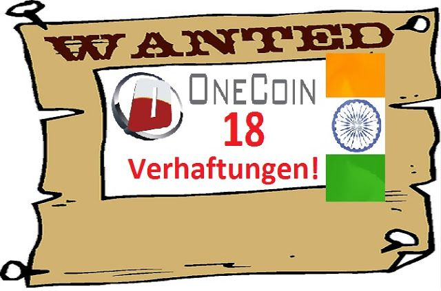 VIZIONARY PLATFORM - BITCOIN - CAPRIPAY - CAPRICOIN -  The perfect PAYMENT SOLUTION for the FUTURE. : 18 OneCoin Seminarorganisationer im indischen OneC...
