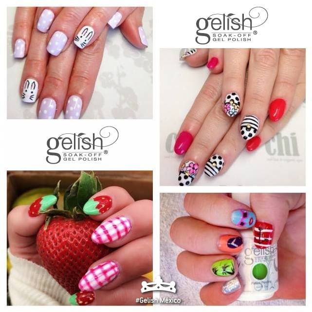 No se descarapela, no se escama, no se raya ni pierde su brillo original.#Gelish #21días