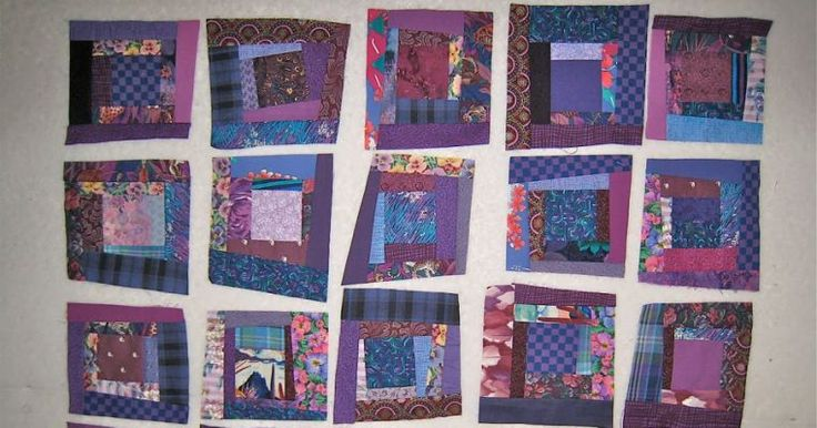 WedeWorks: Crazy Pieced Quilt