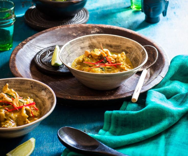 Balinese chicken curry By Nadia Lim