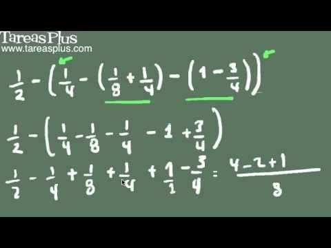 Polinomios aritméticos con fracciones