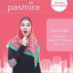 Hijab Segi Empat Cubic Pasmira