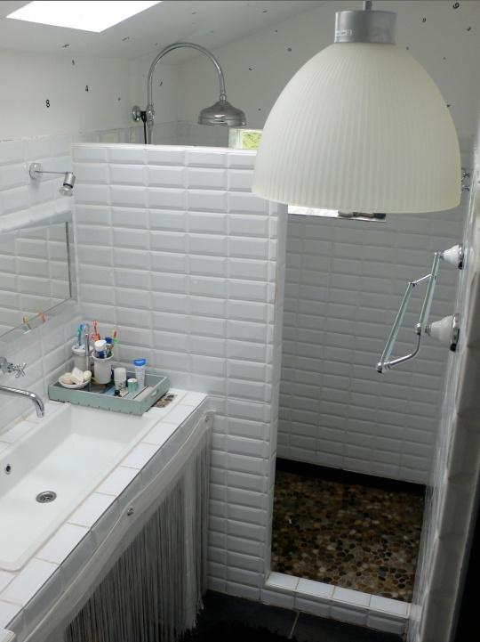 48 best images about badkamer ideeen nieuwe op zolder en vervangen huidige on pinterest - Huidige badkamer ...