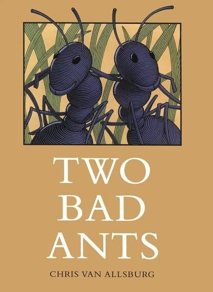 Two Bad Ants: Inferring, perspectives, synthesizing.: Bad Ants, Ideas, Vans Allsburg, Chris Vans, Teaching, Points Of View, Great Books, Children Books, Mentor Texts