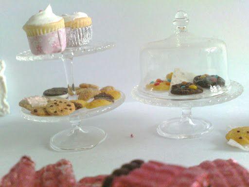 Miniatures by Natalie handmade fimo cakes