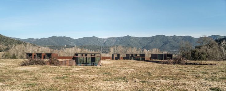 Weathering Steel: 12 Cor-Ten Houses Built for Resiliency - Architizer