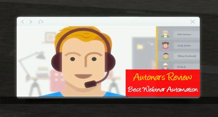 cool Autonars Review - Best Webinars Automation Software